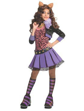 Monster High Deluxe Clawdeen Wolf