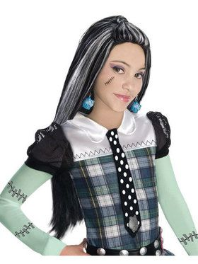Monster High - Frankie Stein Wig (Child)