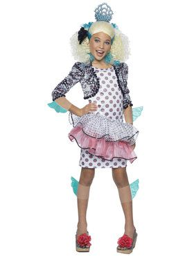 Monster High Girls Lagoona Blue Costume