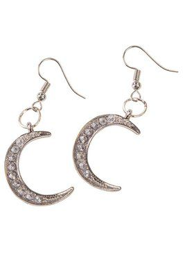 Moon Earrings