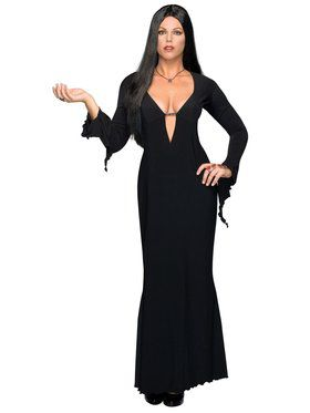 Morticia Plus Costume