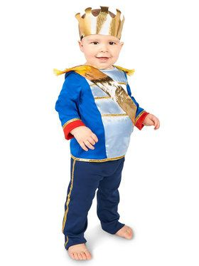 Most Charming Prince Infant Costume