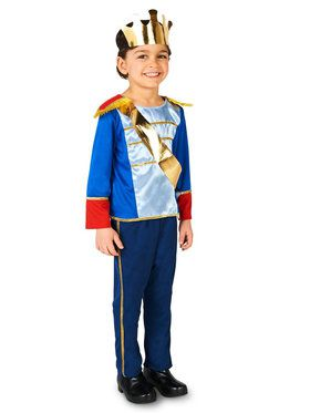 Most Charming Prince Toddler Costume