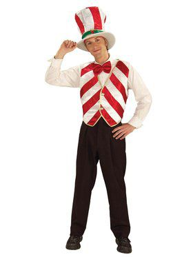 Mr Peppermint Costume Adult