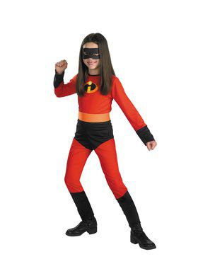 Violet Classic Child Costume