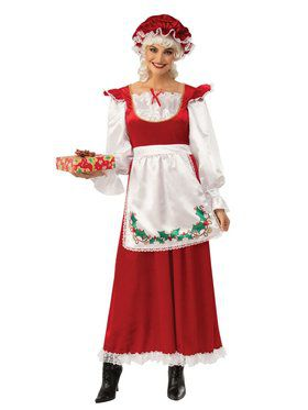 Ms. Santa Claus Adult Costume