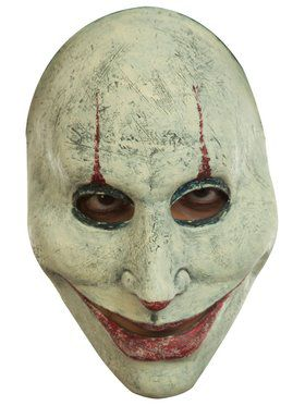 Murderous Clown Adult Mask