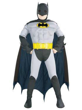 Toddler Batman Muscle Chest Costume