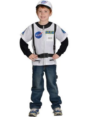 My 1st Career Gear Astronaut Dress Up Sh