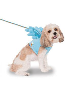 My Little Pony Rainbow Dash Wing Harness Costume for Pet