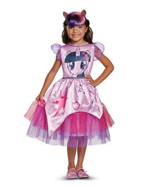 My Little Pony: Twilight Sparkle Movie Classic Toddler Costume