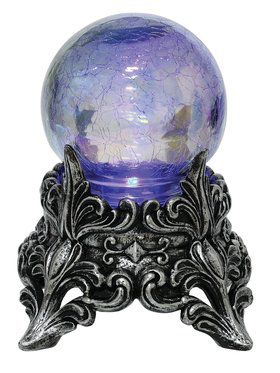 Mystic Oil Slick Crystal Ball