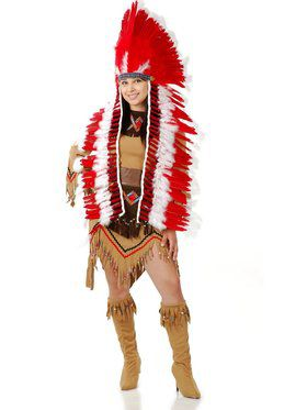 Native Tribe Headdress