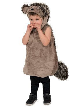 Needles the Porcupine Child Costume 4