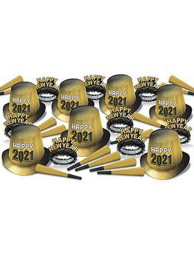 New Years 2021 Gold Assortment for 50