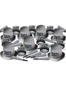 New Years 2021 Silver Assortment for 50