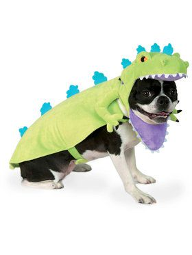 Nickelodeon Pet Reptar Costume