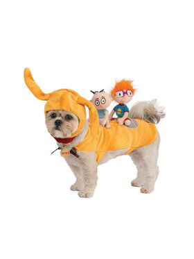 Spike w/ Tommy and Chuckie Riders Pet Nickelodeon Costume