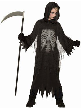 Night Reaper Child Costume