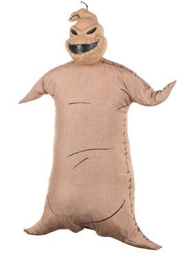 The Nightmare Before Christmas Oogie Boogie Full Size Hanging Character