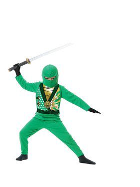 Ninja Avenger Series 4 Child Jade