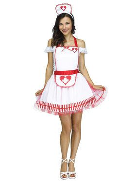 34b9e942a7b Doctor and Nurse Costumes - Halloween Costumes