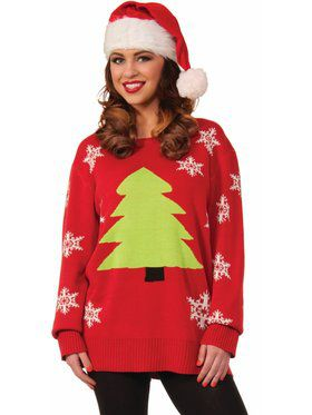 O'Christmas Tree Christmas Sweater