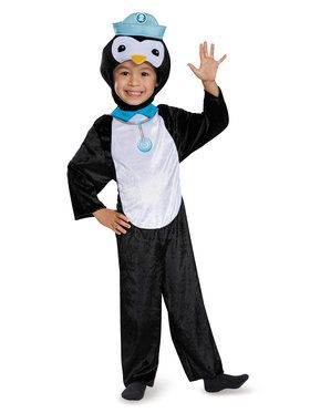 Octonauts Peso Penguin Classic Toddler Costume 2T