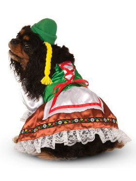Oktober Fest Sweety Pet Costume