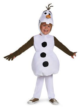 Olaf Costume Ideas