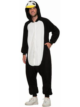 One - Piece - Penguin - Standard Adult Costume
