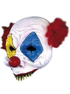 Adult's Open Gus Clown 2018 Halloween Masks