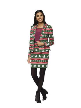 OppoSuits Festive Girl Women's Suit
