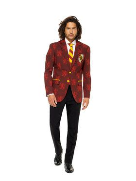 Men's Harry Potter Opposuits Suit and Tie