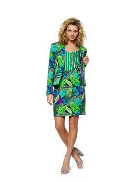 OppoSuits Jungle Jane Women's Suit