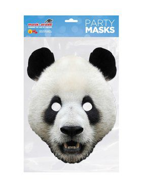 Face 2018 Halloween Masks - Panda