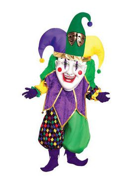 Jester Costume Ideas