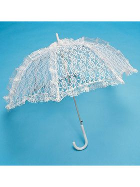 Parasol Deluxe Lace Ruffle