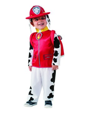 PAW Patrol Marshall Toddler Boys Classic Costume