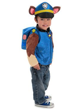 Paw Patrol Child Chase Costume