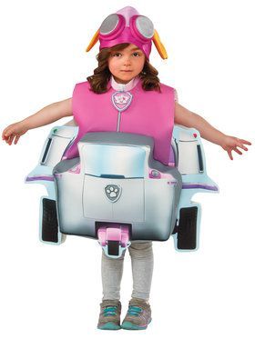 Paw Patrol Deluxe Skye Toddler Costume