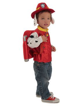 Paw Patrol Child Marshall Costume