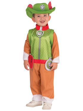 Paw Patrol: Tracker Costume Child