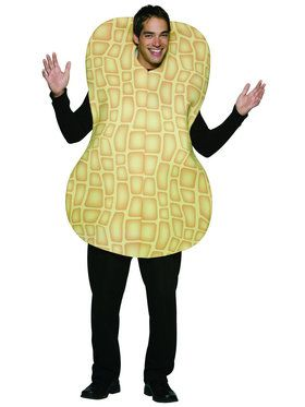 Peanut Adult Costume