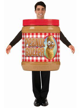 Peanut Butter Adult Costume