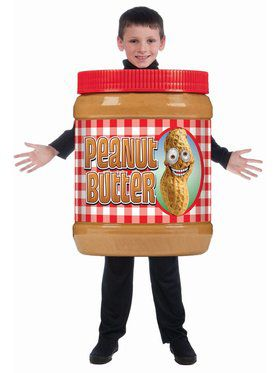 Peanut Butter - One Size Child Costume