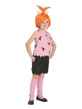 Pebbles Child Costume