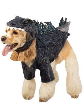 Pet Godzilla King of the Monsters Pet Costume