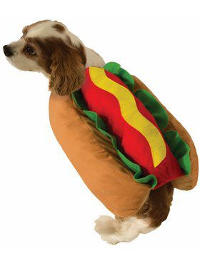 Pet Hot Dog - Small