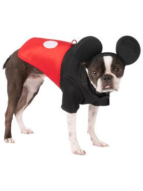 Pet Mickey Mouse Harness